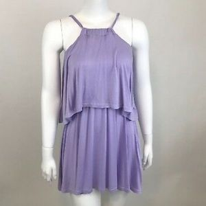 Purple Tobi halter dress!